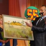 Подарок от мэра города М.А.Гмырина