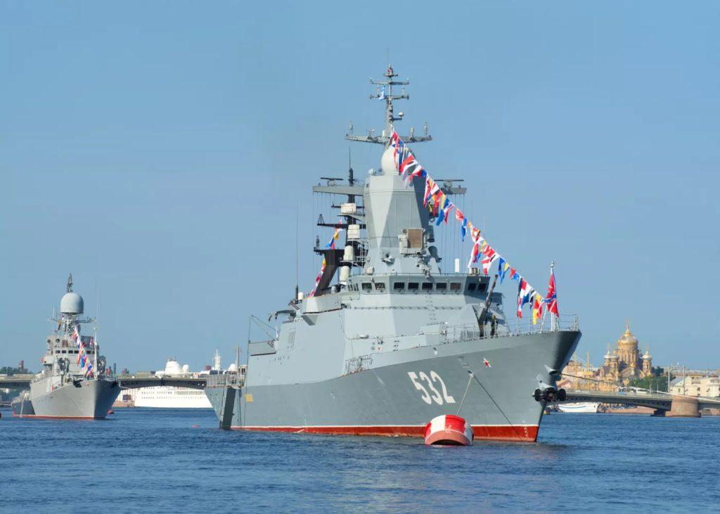 С Днем ВМФ России!